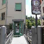 entrata laterale