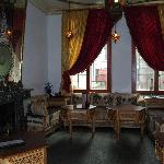 bar/ breakfast room