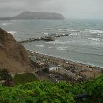Lima skyline