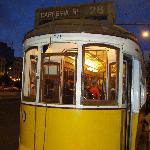 Tram28 Endstation