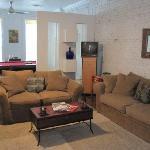 3 Rd floor living room
