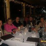At The Verandah Restaurant