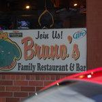 Bruno's Sign