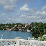 Hotel Laguna Bacalar Foto