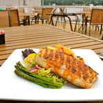 Key West Mahi on the Patio