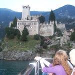 castle at malcesine