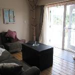 Pen-Y-Bryn Farm - Guest House livingroom