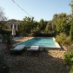 La piscine que nous avons pu apprécier