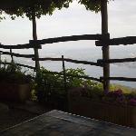 panorama sul lago