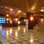 Hall del Teatro Lope de Vega