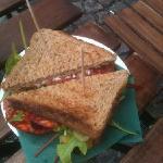 Bild från Cafe Kasarmitori