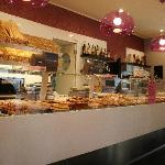 The patisserie on the same street - just wonderful