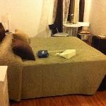 Notre chambre pour une occupation de 3 personnes