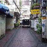 The alley next to Erawan House
