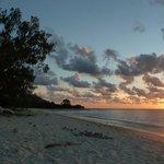 Sunset at Lady Elliot Island