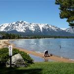Le lac tahoe et la sierra nevada, magnifique!!