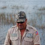 Airboat ride in the river of grass