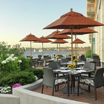 The Terrace at Aragosta Bar and Bistro