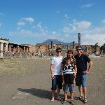 Family at Pompeii