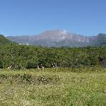 Nearby Mt Meru