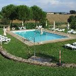 piscina del Geranio