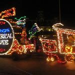 the electric parade