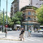 Hotel zwischen 2 Hauptstraßen