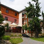 Hotel Elegance Entry