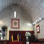 Castle meeting room