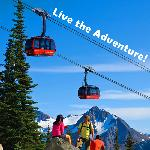 Beautiful scenery ! It's in Whistler.