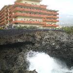 H10 Taburiente Playa von Rück/Meerseite