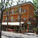 Hotel Villa Tina Foto