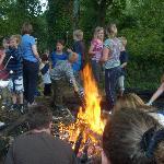 Evening camp fire (bring marshmellows)