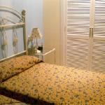 Dormitorio del apartamento 207