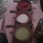 Sauces to accompany fish