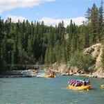 Chinook Rafting