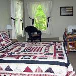 Liberty Room - sleeps up to 4