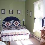 Garden Room - sleeps 2