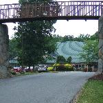 Entrance to  Shawnee Village