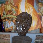 Slovenian miners and laborers Tribute at the Minnesota Discovery Center.