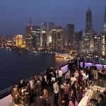 CHAR bar terrace