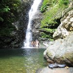 Nahulugan Falls - Gigmoto, Catanduanes, Bicol,Philippines