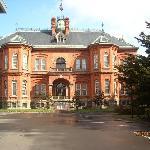 きれいな建物~