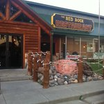 Foto de Red Rock Restaurant
