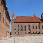 Lidzbark Bishops' Castle (Zamek Biskupow Warminskich)