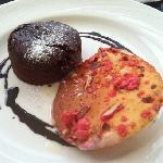 Choccie Dessert... mmm