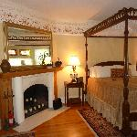 Photo de Cornerstone Victorian Bed & Breakfast