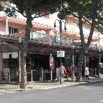 Front of Hotel/Bar