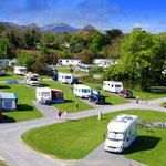 Caravan and Motorhome hardstands