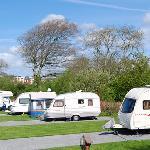 Photo de Woodlands Caravan Park